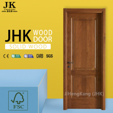 JHK-017 Luxury Rub Maple Wood Closet Puertas de interior