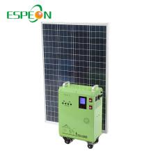 Espeon Top-Verkauf Plug-and-Play-tragbare Solaranlage für kleine Häuser