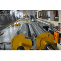 Automatische verandering Stretch rolfilm Making Machine