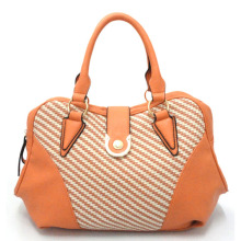 Red Color 2014 latest Fashion Handbag