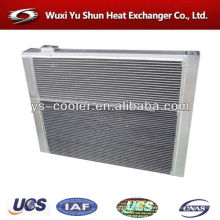 water cooler / air to air heat exchanger / aluminum excavator radiator/excavator spare parts / spare air