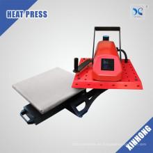 HP3805 Máquina de impresión personalizada de la camiseta de bajo precio con 5 platos de calefacción más bajos