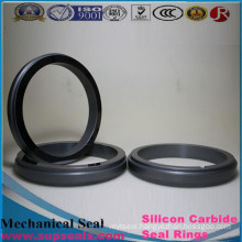 Silicon Carbide (SiC) Reaction-Bonded Silicon Carbide seal (Respirable Fraction)