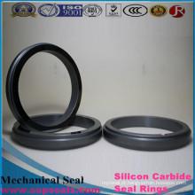 Carboneto de silício (SiC) Selo de carboneto de silício ligado por reação (Fração respirável)