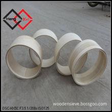 wooden sieve
