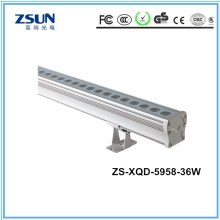 RGBW LED Wall Washer Architectural LED Wall Washer