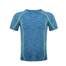 desgaste de compresión en blanco OEM ropa de fitness diseño personalizado al por mayor buen desgaste de la aptitud sublimada