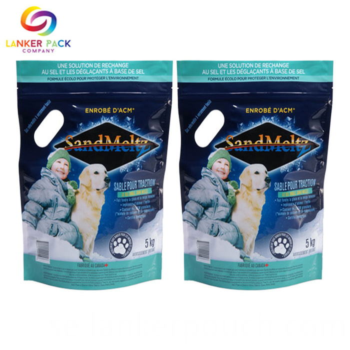 pet food pouch bag