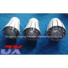 Алюминий CNC подвергая механической обработке и провод Режа части ламп и фонарей