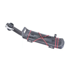 Plastic Multi-Function Bicycle Rear Carrier with Alloy Tube Support (HCR-125)