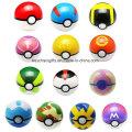 13 estilos 7 cm pikachu cosplay brinquedo pop-up pokebola