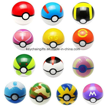 13 Styles 7cm Pikachu Cosplay Pop-up Pokeball Toy