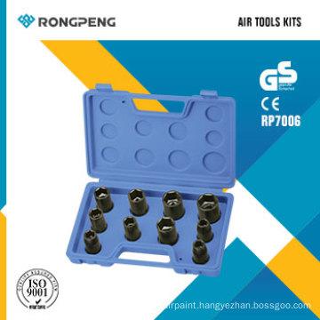 Rongpeng RP7006 10PCS Impact Socket