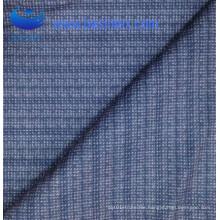 Blue Plain Polyester Soft Decorative Fabric (BS8133-2)