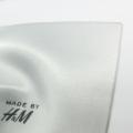 Patch de broderie d'étiquette tissée de qualité supérieure la plus douce