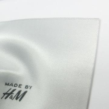 Parche bordado de etiquetas tejidas de calidad superior más suave