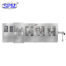 BFS Pharmaceutical Normal Saline IV Solution Filling Machine Production Line