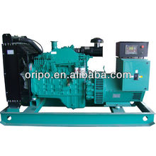Stock! Foshan city electrical 145kw/180kva diesel genset with 6cta8.3 Cummins engine in fast delivery