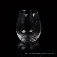 Maschinengeblasenes Saft-Glas-Whisky-Glas