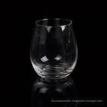 Machine Blown Juice Glass Whisky Glass