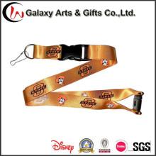 Material de poliéster personalizado Logo cordones personalizados