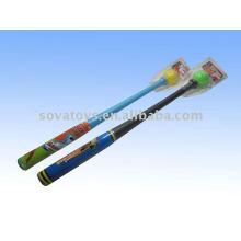 plastic baseball bat