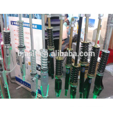 elevator rope attachment/thimble/elevator components