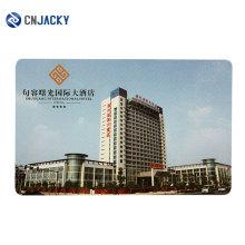 Профессиональная карточка компании в Шэньчжэнь может быть настроен, чтобы произвести больничной карты / ID-карты