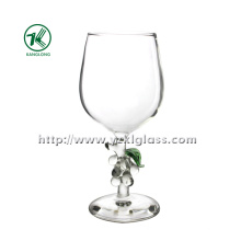 Single Wall Wine Cup by SGS (9*19)