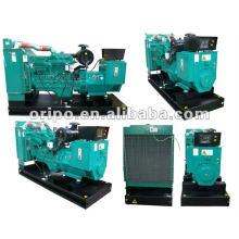 Электрооборудование и поставки 245KVA / 196KW дизель-генераторная группа с двигателем Dongfeng Cummins 6LTAA8.9-G2