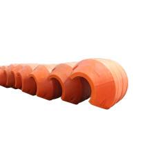 Polyethylene Shell Pipe Floats for Dredging Pipeline