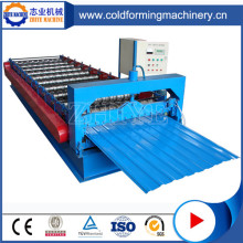 Digunakan Roof Tile Roll Forming Machinery Manufacturers