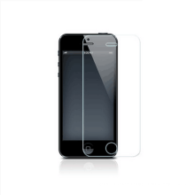 Front Tempered Glass Protector For iPhone 5