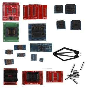 Full Set 21pcs Socket Adapters
