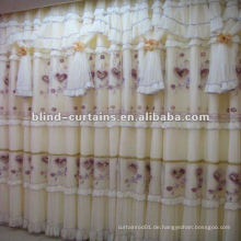 Bunte edle Jacquard-Stoff Vorhang