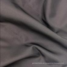 Novo tecido elegante Pongee tingido de poliéster liso