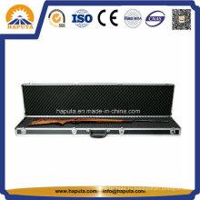 Черный Алюминиевый тактический Оружейный чехол с губкой внутри (РТ-2505)