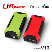 2016 High quality CE ROHS FCC multi-function mini car jump starter with 12v/16v/19v output for laptop