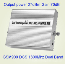 GSM 900MHz 1800MHz Handys Signal Booster Kits