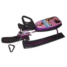 Snow Sledge with Steering Wheel (Snow Flash-A)