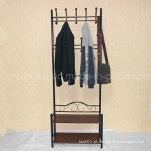 Mobiliário de sala de estar Saco de metal Vestuário Vestuário Revestimento de calçado