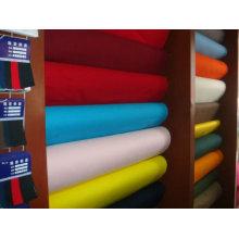 tela de bolsillo de poliéster / algodón 65/35