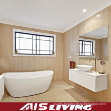 New Design Lacquer Bathroom Cabinets Vanity for Wholesale (AIS-B017)
