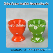 Beautiful ceramic egg cups for 2016 Easter party decoration