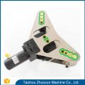 Bom preço PLW-125 hidráulico ferramenta de dobra de barramento