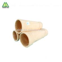 P84 bolsas de filtro de polvo de alta temperatura para bolsa de casa