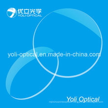 Aspherical UV400 Green Coating 1.67 Mr-7 Hmc Optical Lens with EMI