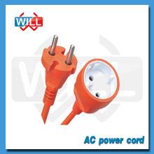 Melhor preço cabo de extensão de energia elétrica plana