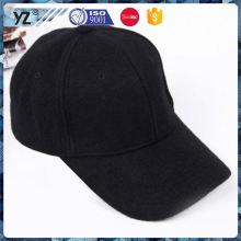 Casquette de baseball de paille de qualité OEM la plus vendue fabriquée en Chine