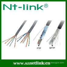 24 AWG Cat5e FTP Stranded Lan Cable